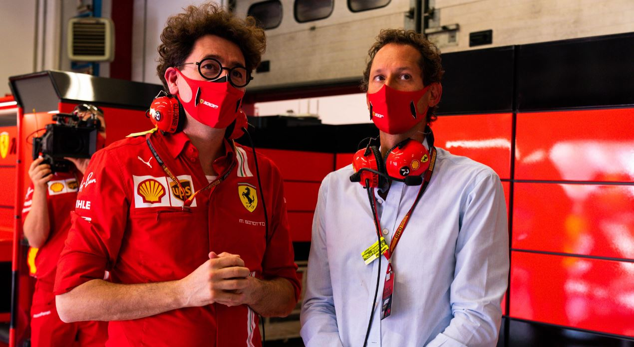 F1 – Ferrari: John Elkann's decision to stick with technicians and staff is  paying off