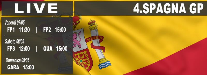 Live Spagna F1
