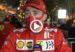 Charles Leclerc alle interviste dopo la gara