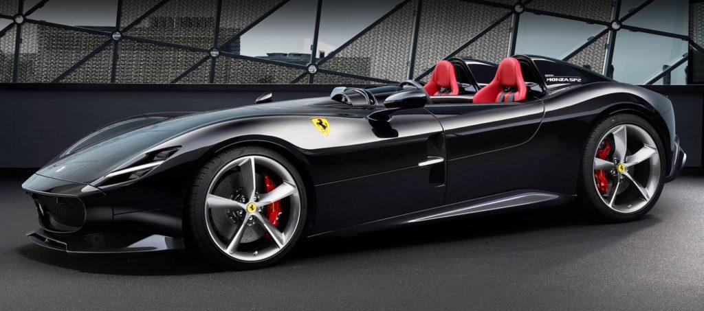 Ferrari Monza SP2 Ronaldo
