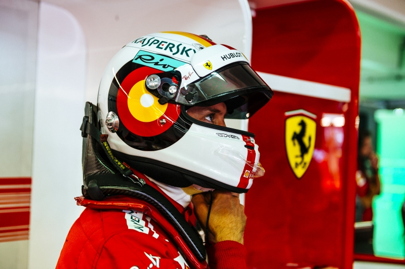 F1: Germania, Vettel in pole - Ultima Ora