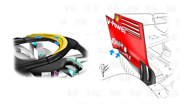 Gp Singapore: Ferrari dominano le libere