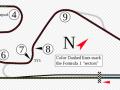 Circuit Spain F1