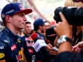 MONTE-CARLO, MONACO - MAY 26:  Max Verstappen of Netherlands and Red Bull Racing talks to the press after practice for the Monaco Formula One Grand Prix at Circuit de Monaco on May 26, 2016 in Monte-Carlo, Monaco.  (Photo by Dan Istitene/Getty Images)