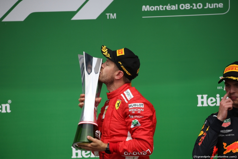 Canadian Grand Prix, Montreal 07 - 10 June 2018