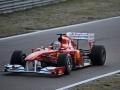 Ferrari F150 - Shakedown