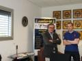 Gian Carlo Minardi con Andrea di CircusF1