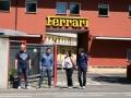 La redazione di CircusF1 in visita alla Ferrari