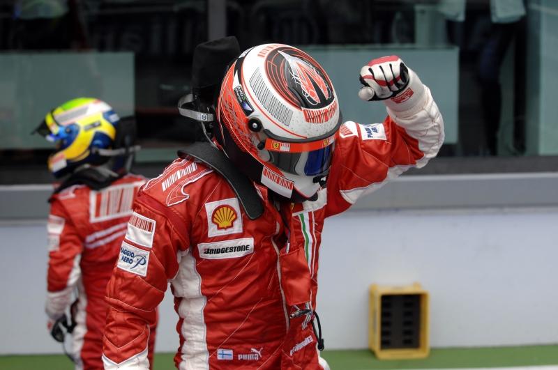 Formula 1, UFFICIALE: Raikkonen lascia la Ferrari e passa alla Sauber