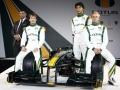 Lotus Cosworth T127 - Presentazione