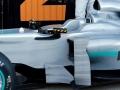 Mercedes MGP W01 - Presentazione