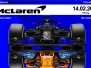 Presentazione McLaren 2019