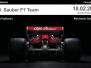 Presentazione Sauber 2019
