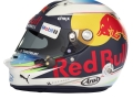 Daniel Ricciardo's Helmet seen during a studio shoot in London, United Kingdom on February, 2017