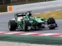 Test F1 2014, Barcellona