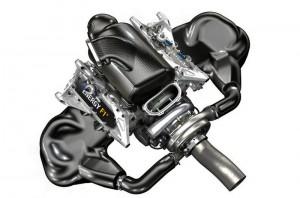 F1 Renault turbo engine energy