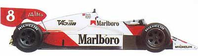McLarenMP4/2B