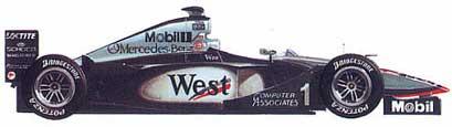 McLaren-Mercedes MP4/14