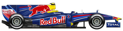 Red Bull Racing - RB 6