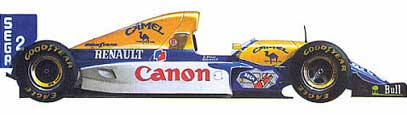 Williams-Renault FW15C