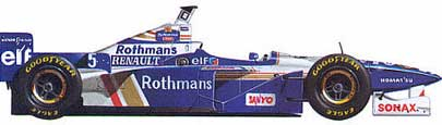 Williams-Renault FW18