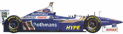 Williams-Renault FW19