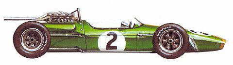 Brabham-Repco BT20/BT24