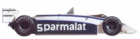 Brabham-Ford BT49C