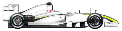 BrawnGP BGP001 - Mercedes