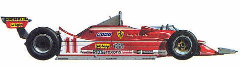 Ferrari 312T3/312T4