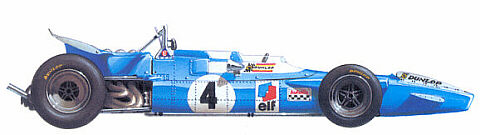 Matra-Ford MS10/MS80