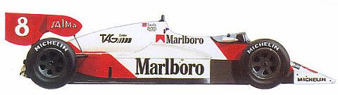 McLaren M4-2