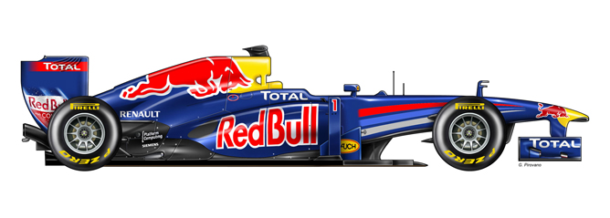 Red Bull Racing - RB 7