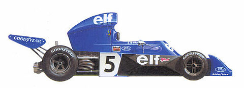 Tyrrell-Ford 7005/006