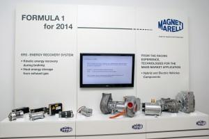 Magneti Marelli Motorpsort F1 2014