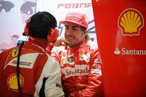 Alonso GP CINA F1 2014