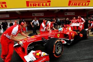 Pirelli Spain 2014 F1