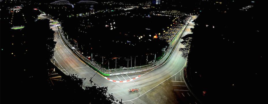 Circuito Wipeout Marina D Or : Gran premio di singapore f statistiche e curiosità