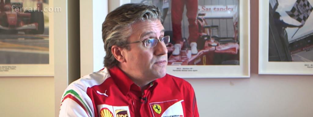 Pat Fry Ferrari