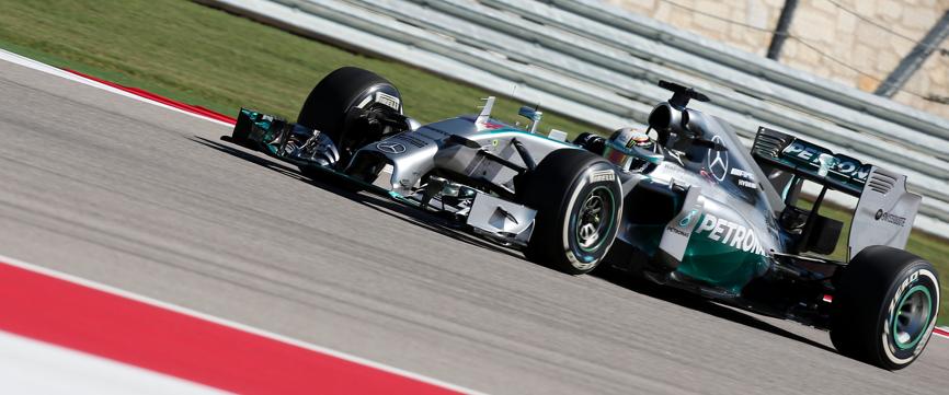 Gp USA F1 2014