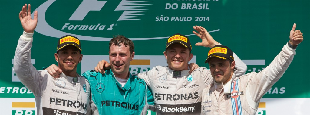 Pagelle F1 Brasile