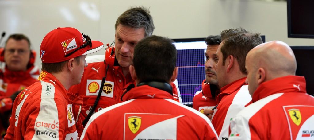 Ferrari Test Jerez F1