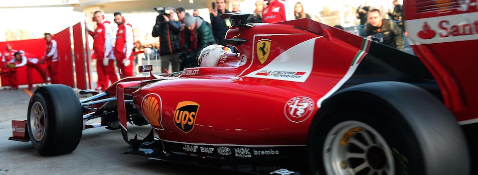 Test F1 2015 Jerez