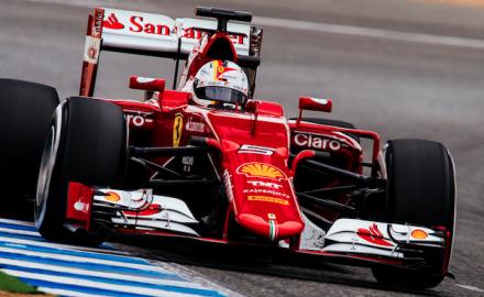 Foto F1 2014