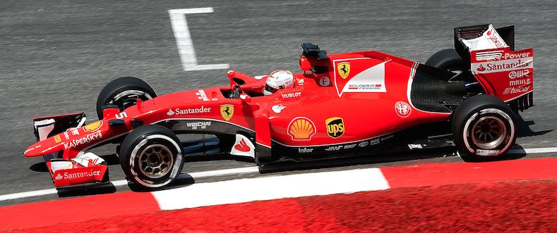 Gp Malesia F1 2015 Vettel winner