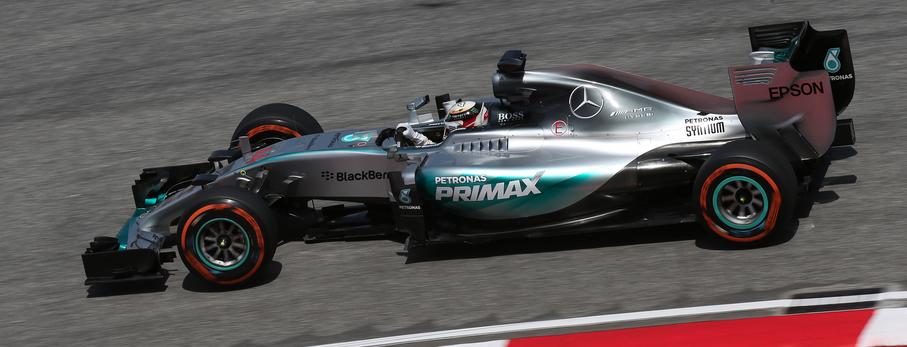 Gp Malesia F1 Hamilton