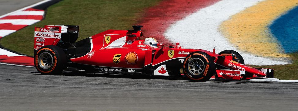 Gp Malesia F1 Vettel Ferrari F1