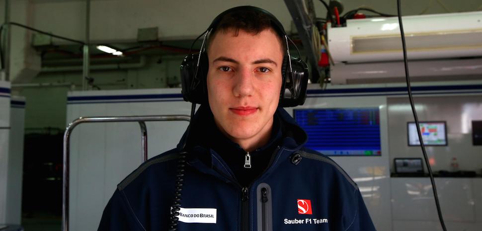 Marciello F1 Sauber
