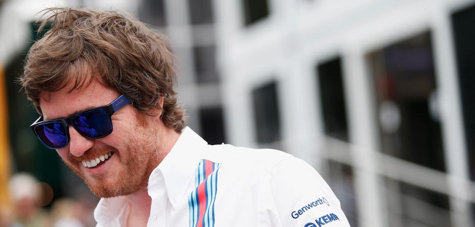 Rob Smedley F1