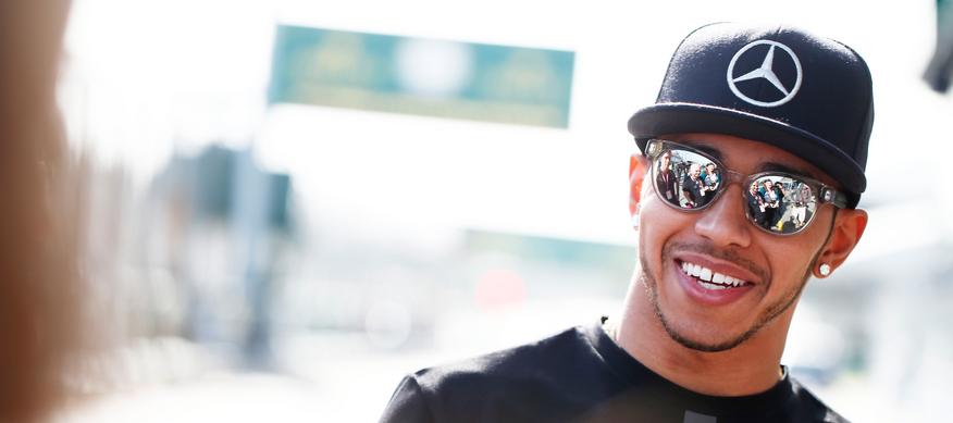 Statistiche F1 Lewis Hamilton